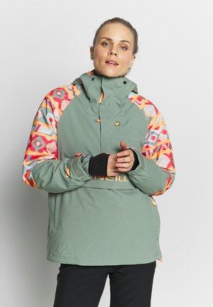 ORIGINAL ANORAK - Snowboard jacket - pink