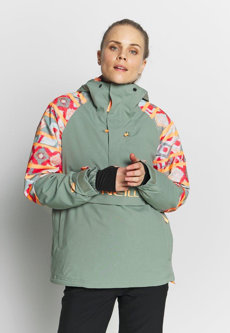 O'Neill - ORIGINAL ANORAK - Snowboardová bunda - pink