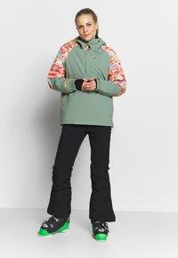 O'Neill - ORIGINAL ANORAK - Snowboardová bunda - pink - 1