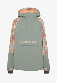 O'Neill - ORIGINAL ANORAK - Snowboardová bunda - pink - 3