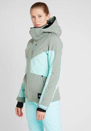 CORAL JACKET - Snowboard jacket - olive