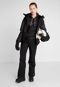 O'Neill - CORAL JACKET - Snowboardjas - black/white - 1
