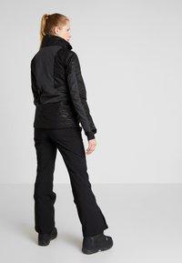 O'Neill - CORAL JACKET - Snowboardjas - black/white - 3
