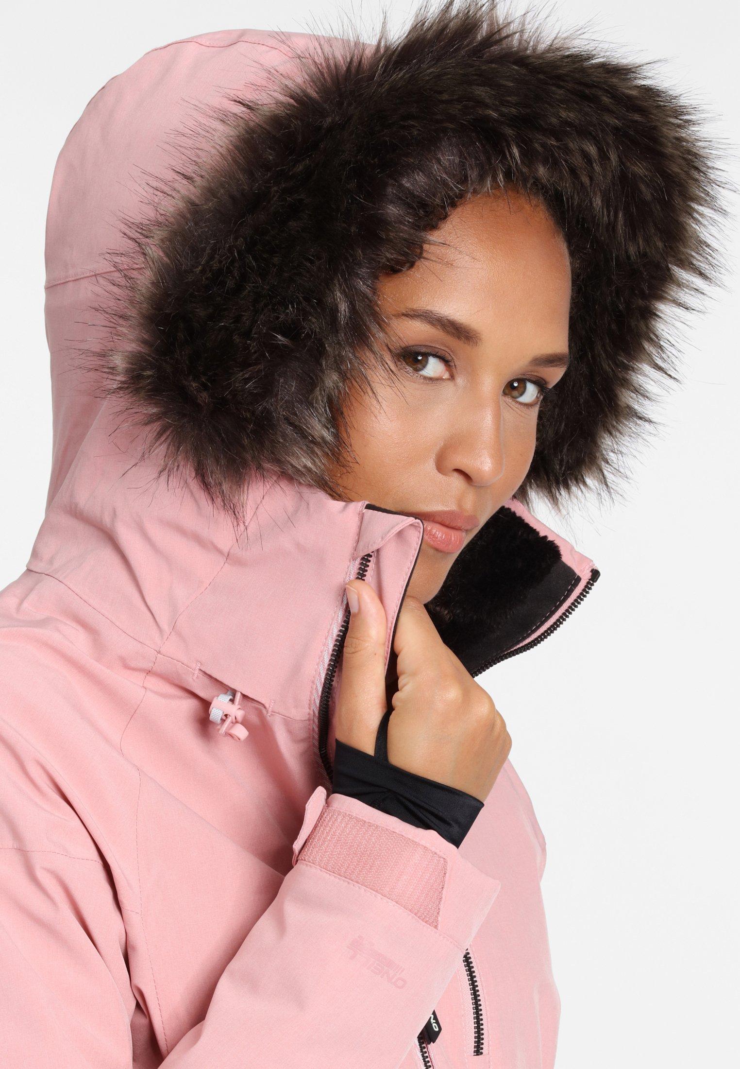 O'neill Vauxite Jacket - Snowboardjas Bridal Rose Hi5XojVJ