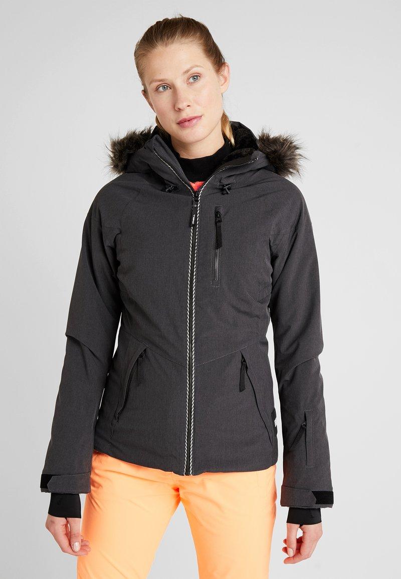 O'Neill - VAUXITE JACKET - Snowboard jacket - dark grey melee