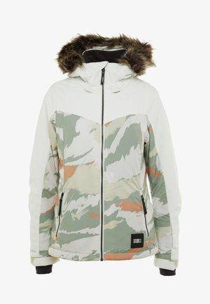 VALLERITE JACKET - Snowboard jacket - opaline