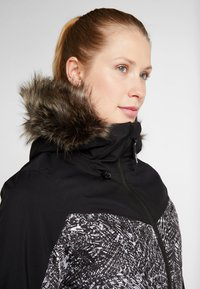 O'Neill - VALLERITE JACKET - Snowboard jacket - black out - 4
