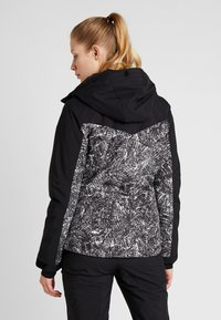 O'Neill - VALLERITE JACKET - Snowboard jacket - black out - 3