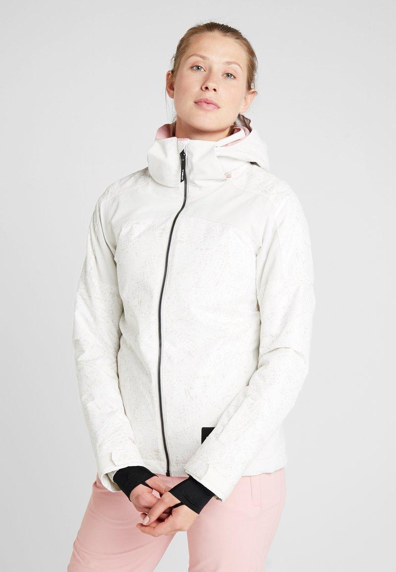 O'Neill - WAVELITE JACKET - Snowboardjas - white