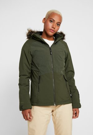 HALITE JACKET - Snowboardjacke - forest night
