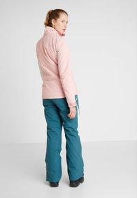O'Neill - APLITE JACKET - Snowboard jacket - bridal rose - 3