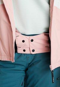 O'Neill - APLITE JACKET - Snowboard jacket - bridal rose - 5
