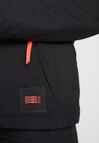 O'Neill - APLITE JACKET - Snowboard jacket - black out - 9