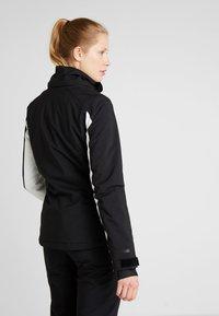 O'Neill - APLITE JACKET - Snowboard jacket - black out - 3