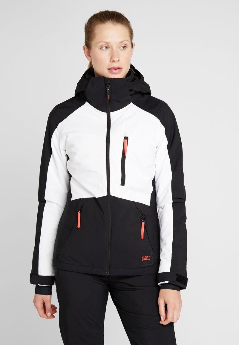O'Neill - APLITE JACKET - Snowboardjas - black out