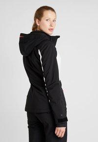 O'Neill - APLITE JACKET - Snowboard jacket - black out - 2