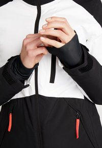 O'Neill - APLITE JACKET - Snowboardjas - black out - 5