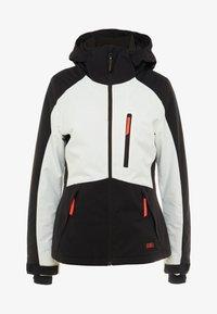 O'Neill - APLITE JACKET - Snowboardjas - black out - 8