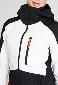 O'Neill - APLITE JACKET - Snowboard jacket - black out - 4