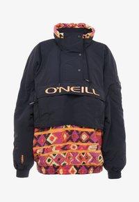 O'Neill - FROZEN WAVE ANORAK - Veste de snowboard - black out - 3