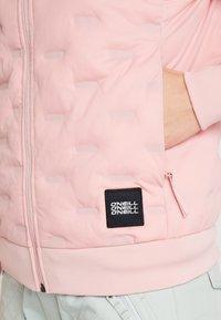 O'Neill - TECH WELD INSULATOR JACKET - Snowboard jacket - bridal rose - 5