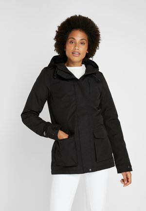 WANDERLUST JACKET - Chaqueta de snowboard - black out