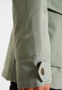 O'Neill - WANDERLUST JACKET - Snowboardjas - olive - 9