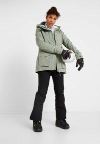 O'Neill - WANDERLUST JACKET - Snowboard jacket - olive - 1