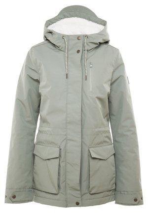 WANDERLUST JACKET - Snowboard jacket - olive