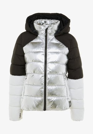 MANEUVER INSULATOR JACKET - Snowboardjacka - gun metal