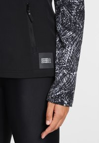 O'Neill - BREAKUP - Softshelljacke - black/white - 4