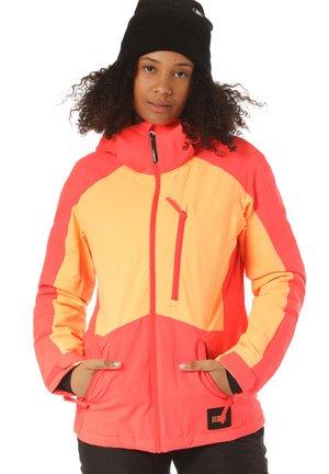 APLITE - Snowboardjas - red