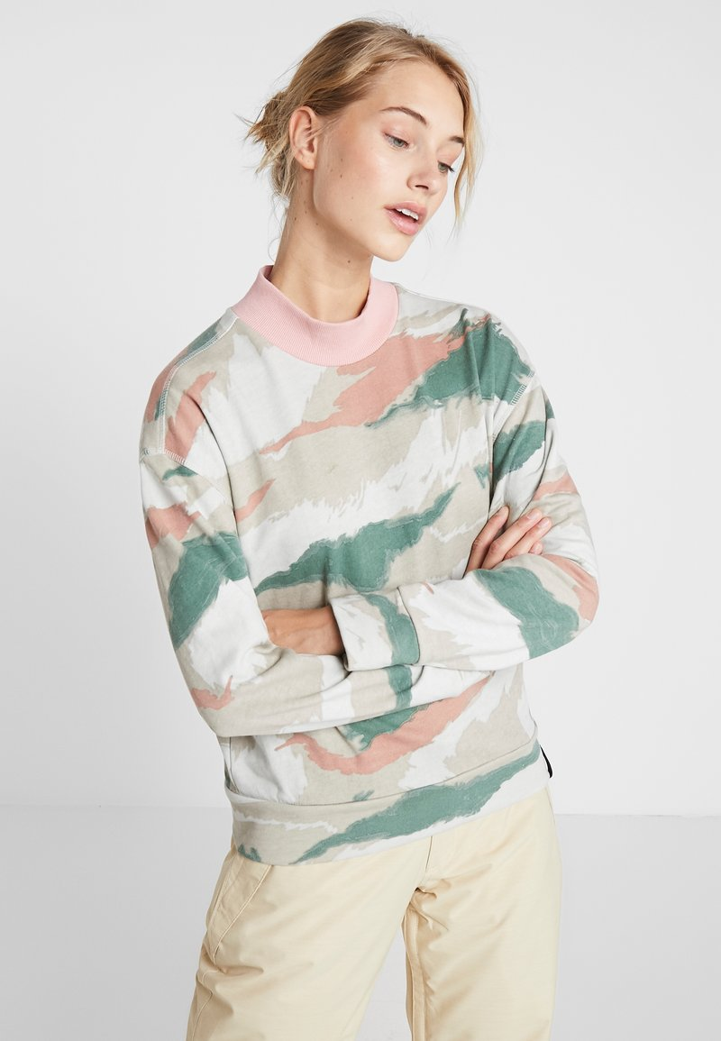 O'Neill - CATALPA CAMO  - Sweatshirt - beige