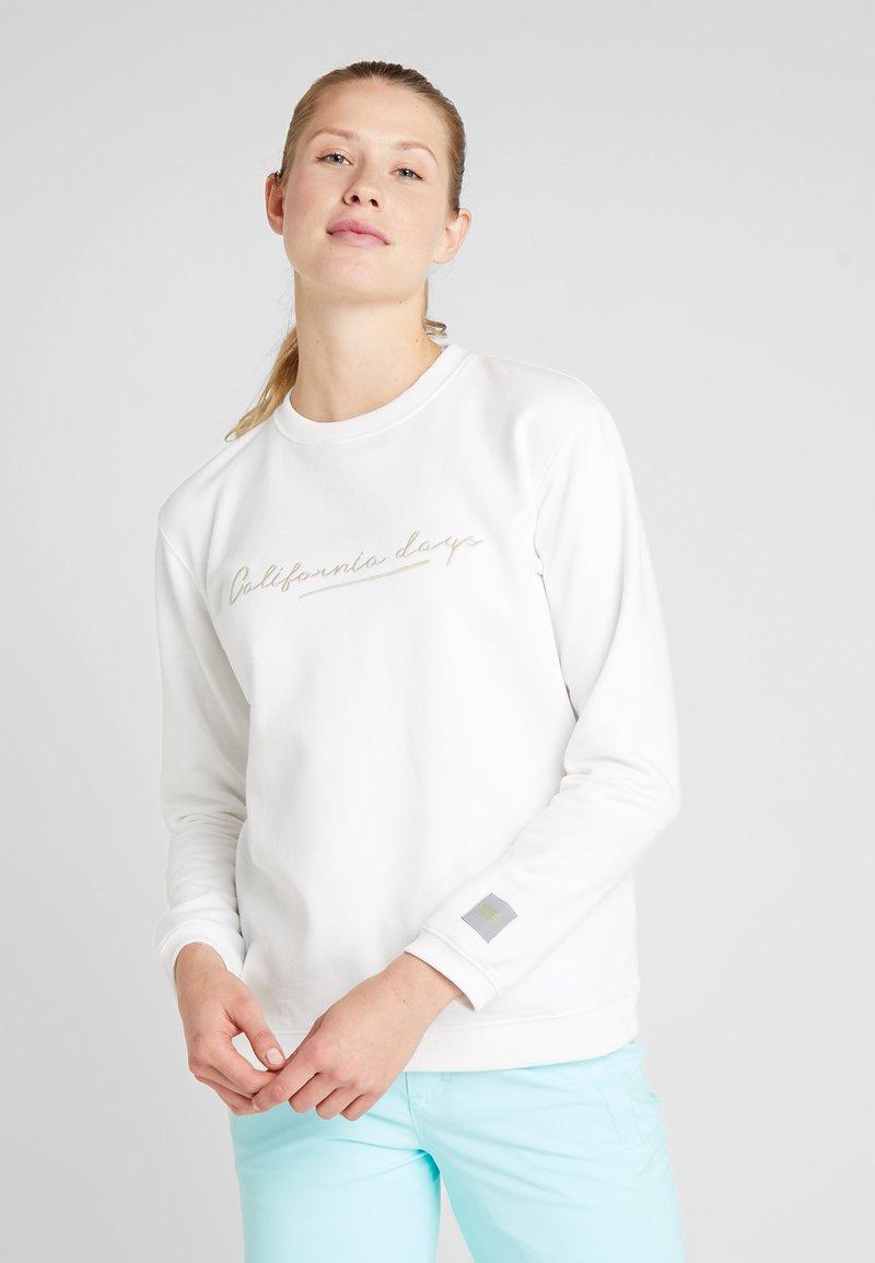 O'Neill - RUBY CALI CREW - Sweatshirt - powder white