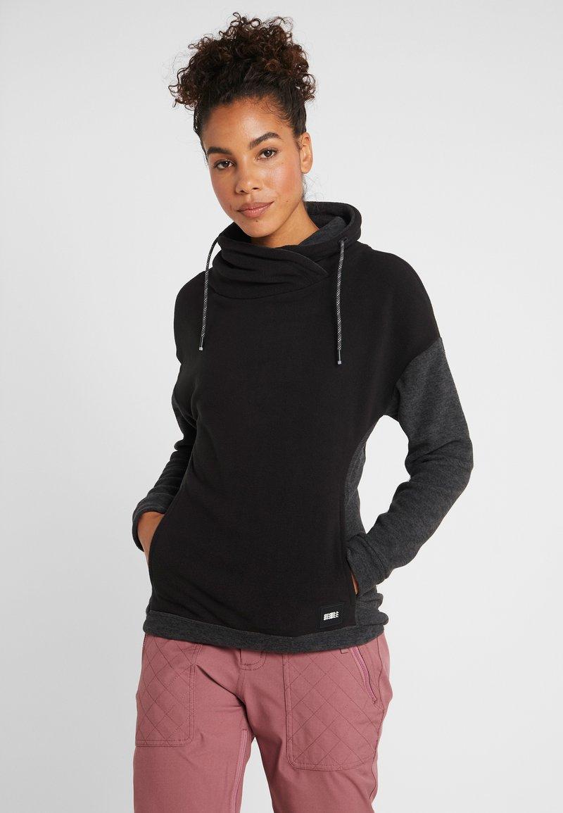 O'Neill - Fleece jumper - black out