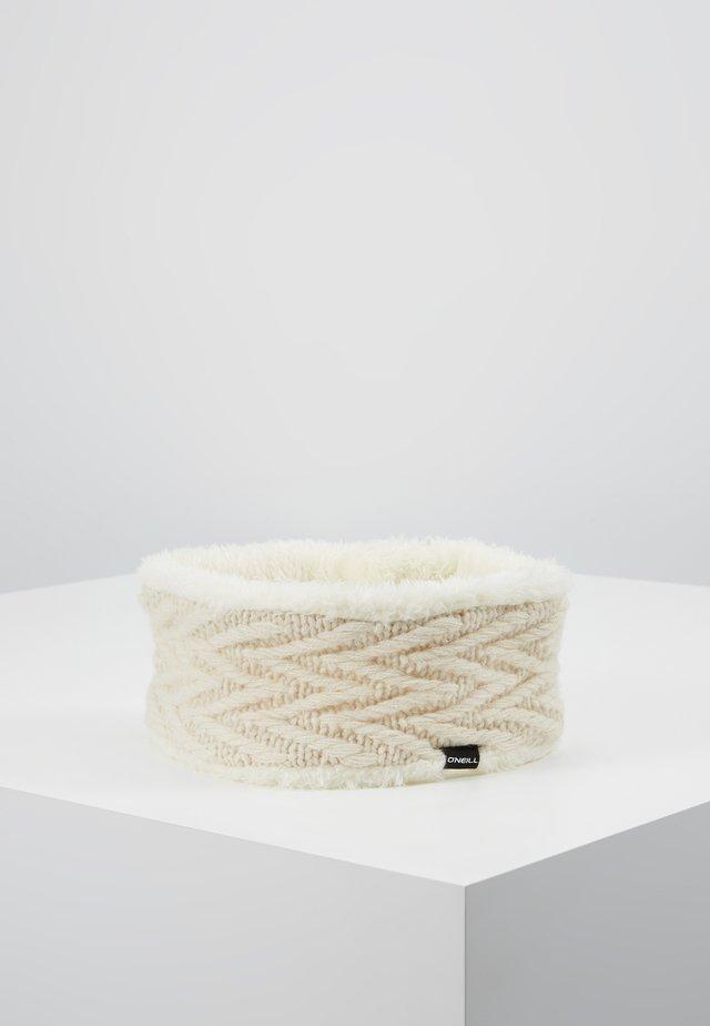 NORA HEADBAND - Panta/korvaläpät - powder white