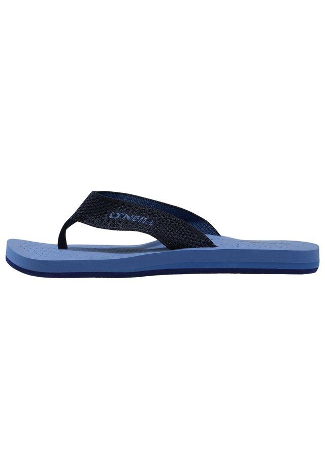 T-bar sandals - walton blue