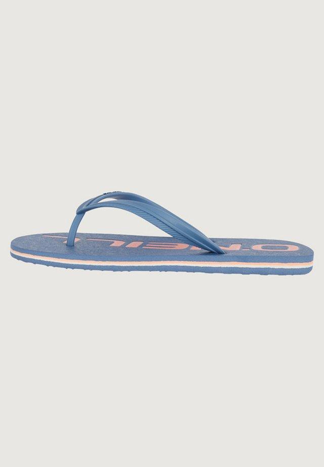 Pool shoes - blau