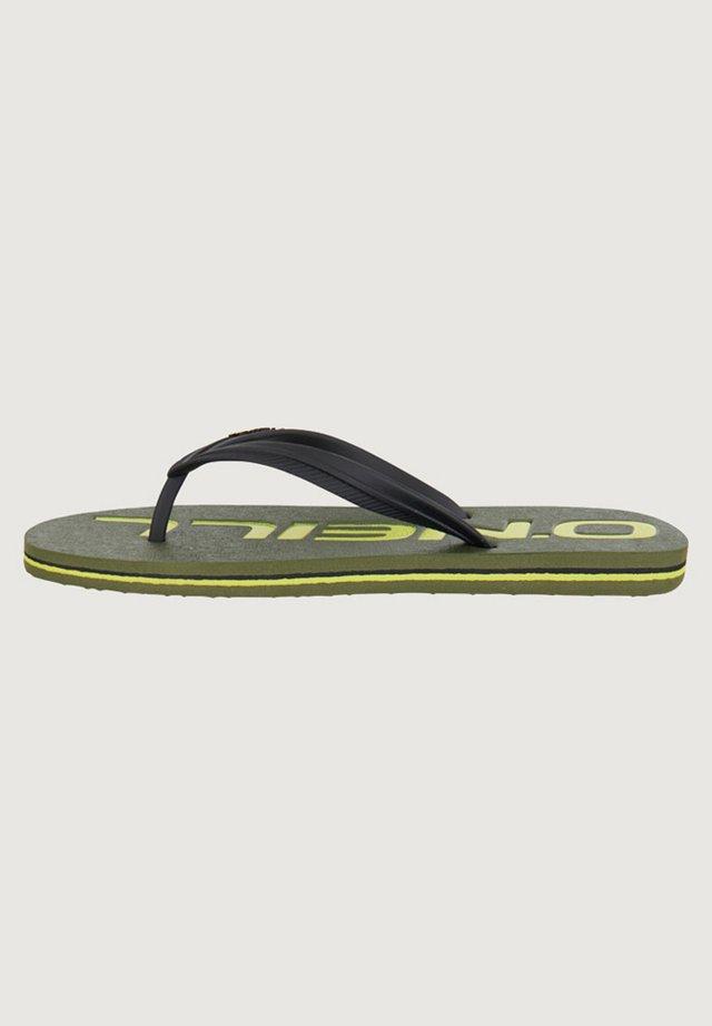 Pool shoes - grun