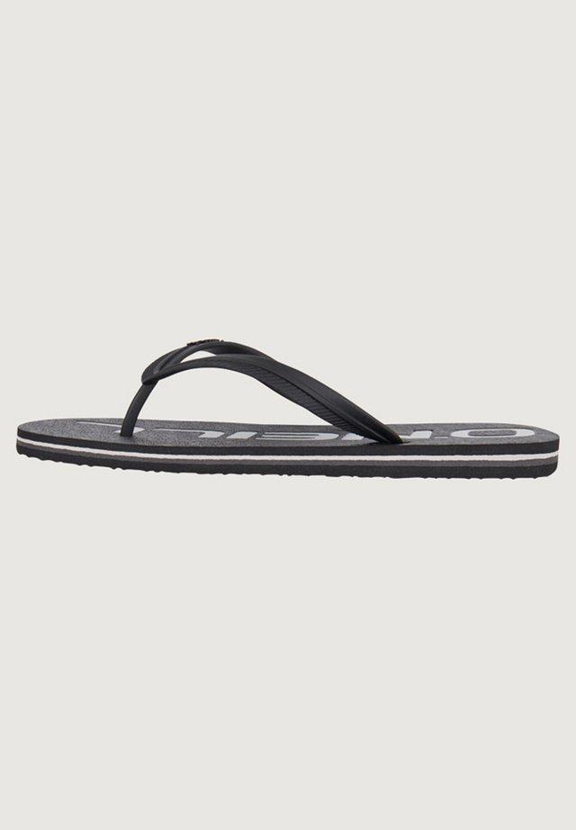 Pool shoes - schwarz
