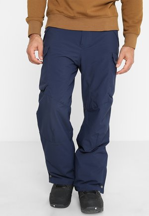 EXALT PANTS - Snow pants - ink blue