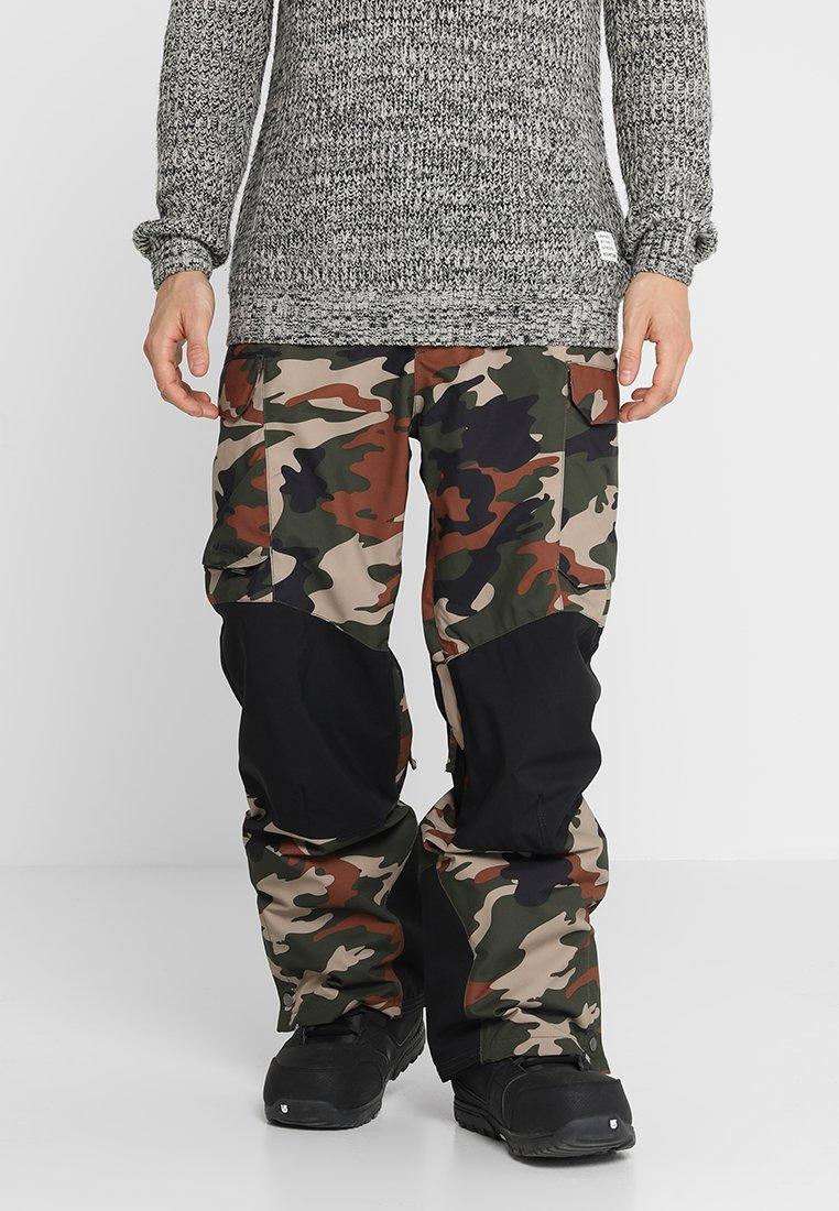 O'Neill - EXALT PANTS - Snow pants - green
