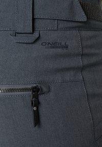 O'Neill - QUARTZITE PANTS - Zimní kalhoty - asphalt - 6