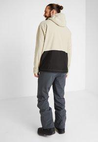 O'Neill - QUARTZITE PANTS - Zimní kalhoty - asphalt - 2