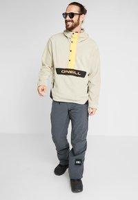 O'Neill - QUARTZITE PANTS - Zimní kalhoty - asphalt - 1