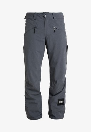 QUARTZITE PANTS - Skibroek - asphalt