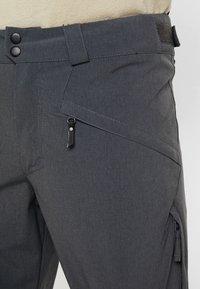 O'Neill - QUARTZITE PANTS - Zimní kalhoty - asphalt - 4