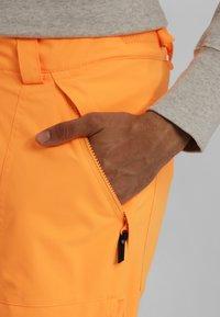 O'Neill - CARGO PANTS - Skibroek - orange - 3