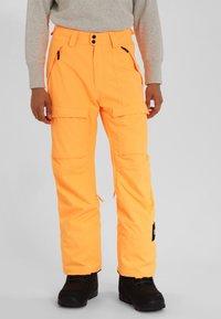 O'Neill - CARGO PANTS - Skibroek - orange - 0