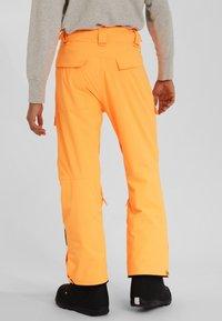 O'Neill - CARGO PANTS - Skibroek - orange - 2
